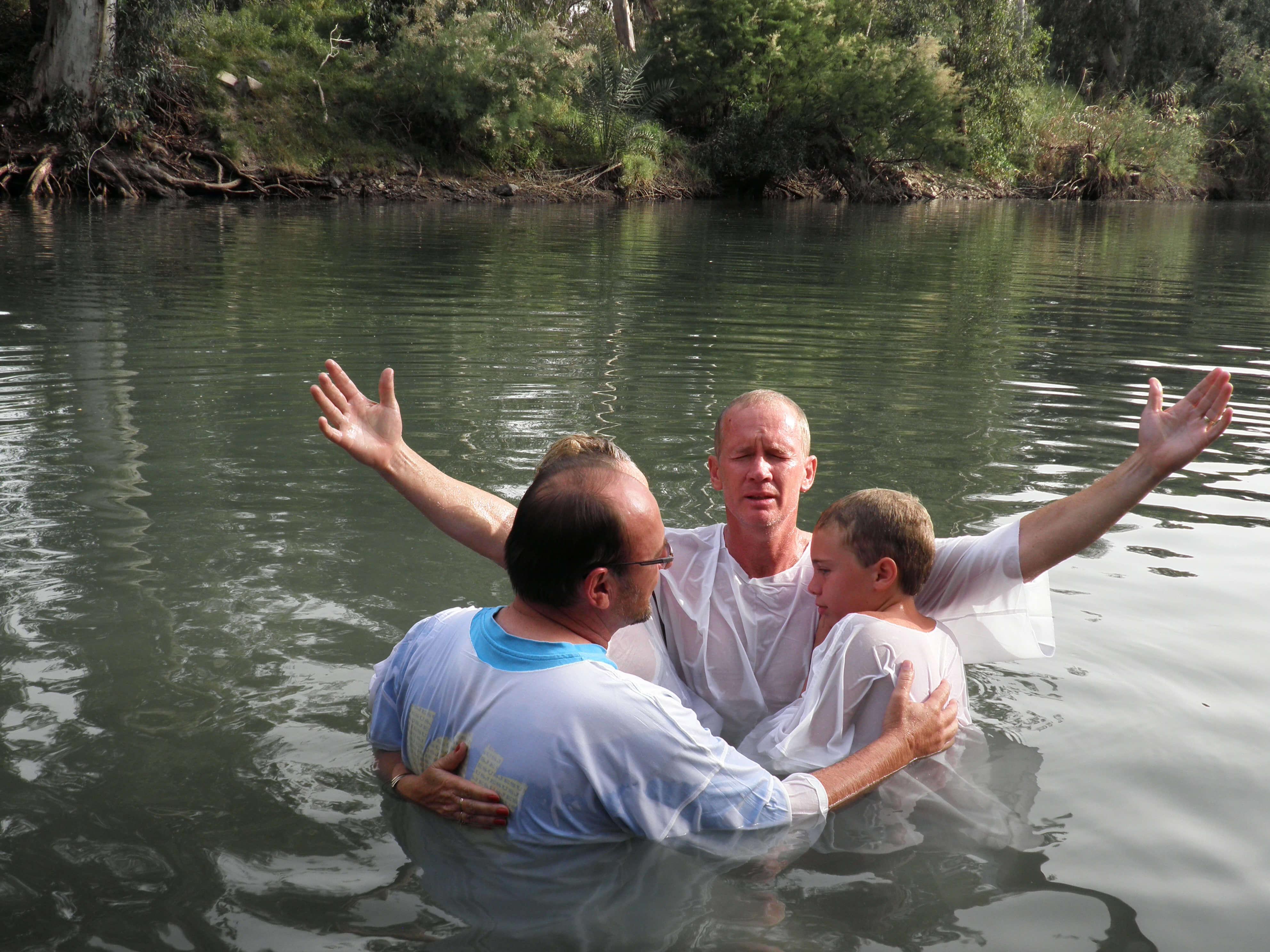 Все фото с крещения 2018