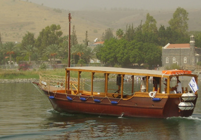 israel tours from South Africa sea of galilee