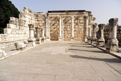 Israel Tour from South Africa - Capernaum