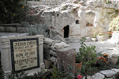 Israel Tour from South Africa - Garden Tomb