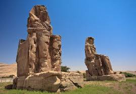 Egypt Tours - Colossi Memnon