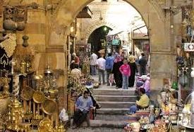Egypt Tours - El Khalil Bazaar