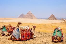Egypt Tours - Pyramids in Sakara