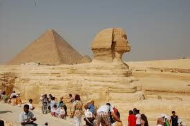 Egypt Tours - Sphinx Giza