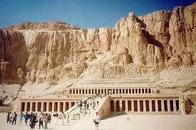 Egypt tours - temple of Queen Hatshepsut