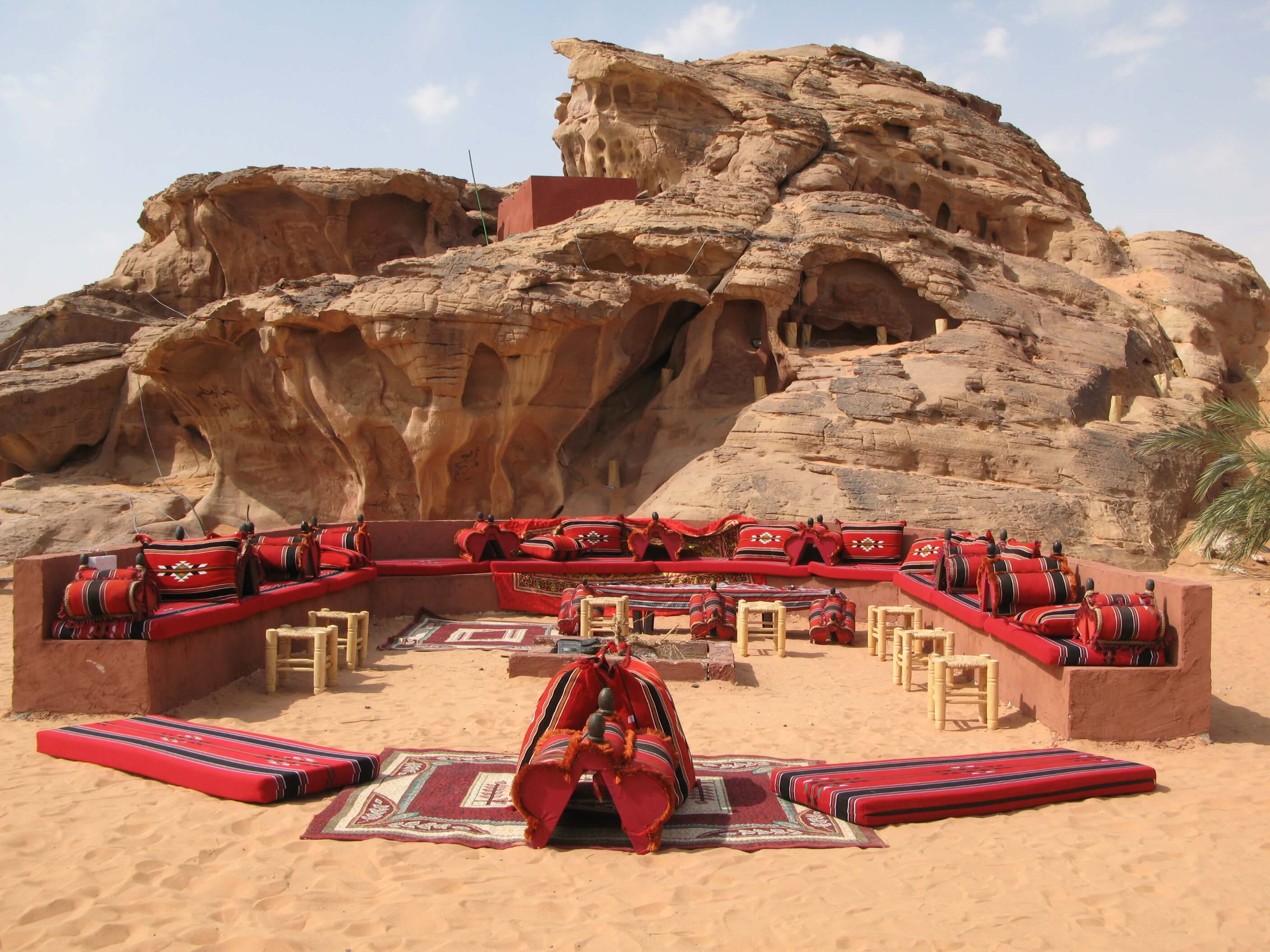 Wadi Rum & Petra Tour from South Africa