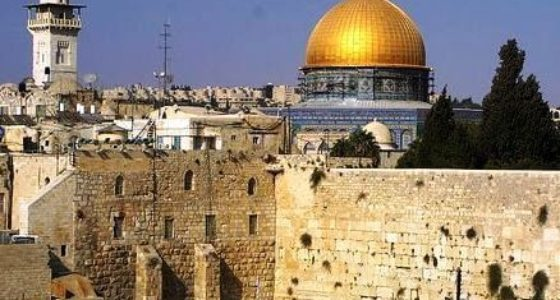Western wall tour
