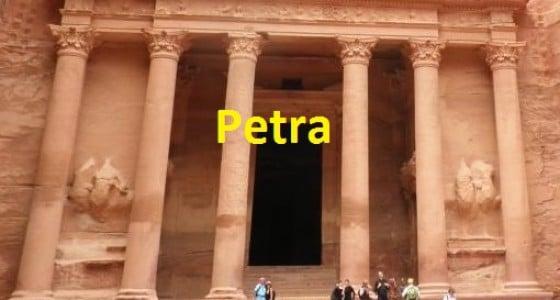 Petra jordan tours from South Africa