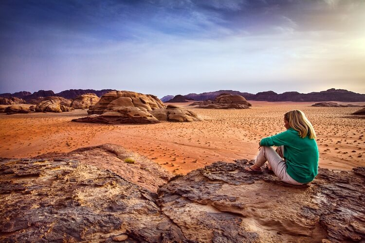 Wadi Rum tours from South africa