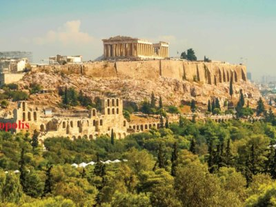 Greece tour from south africa Acropolis Athens