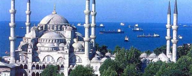 Istanbul tour from South Africa